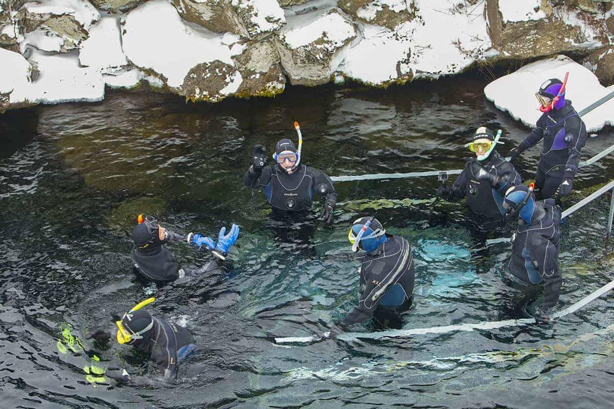 Fotoreizen op maat - Familie Tielens aan het snorkelen
