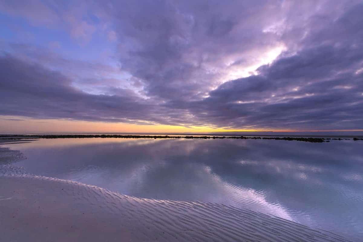 Fotoweekend Ameland - reflectie in het water