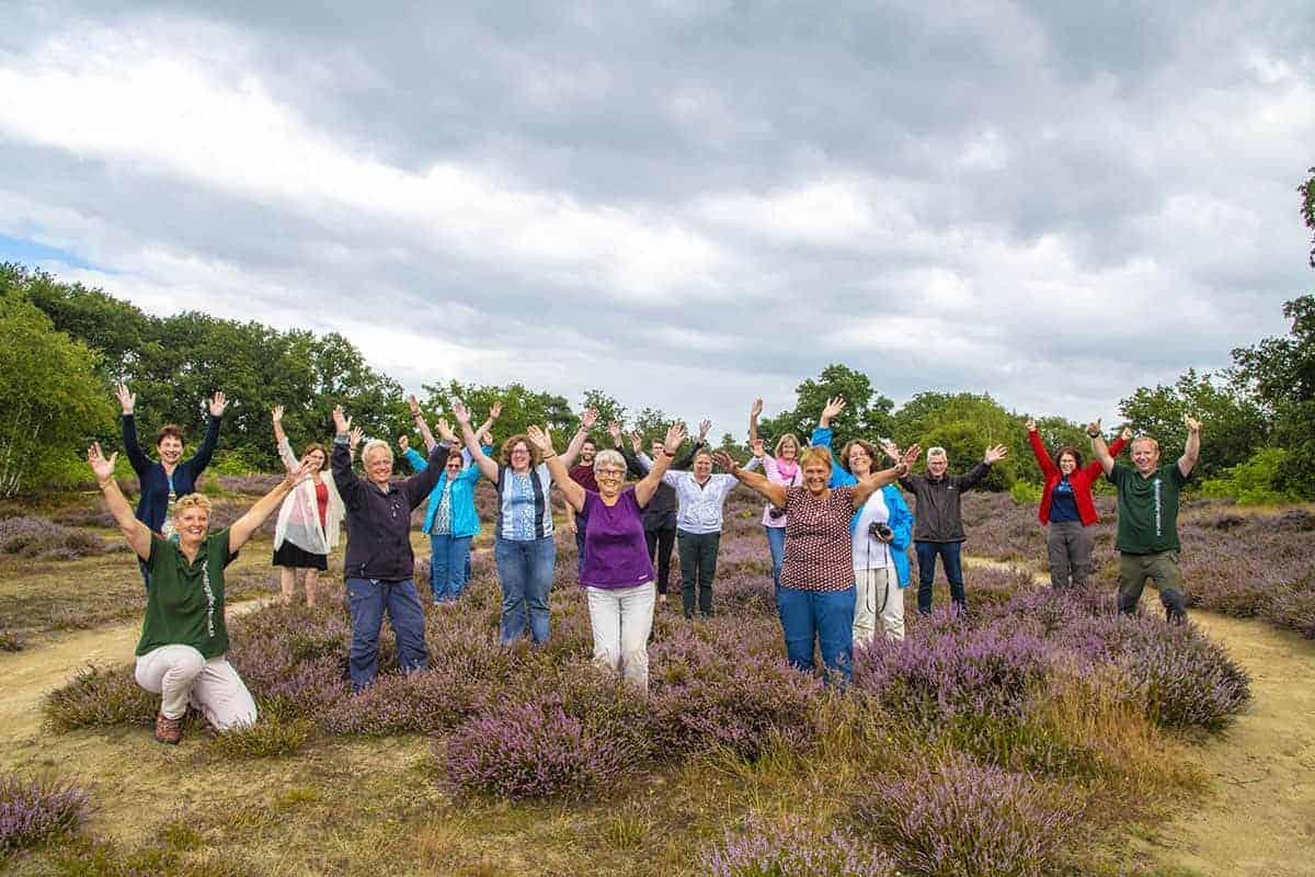 Fotoweekend Drenthe groepsfoto