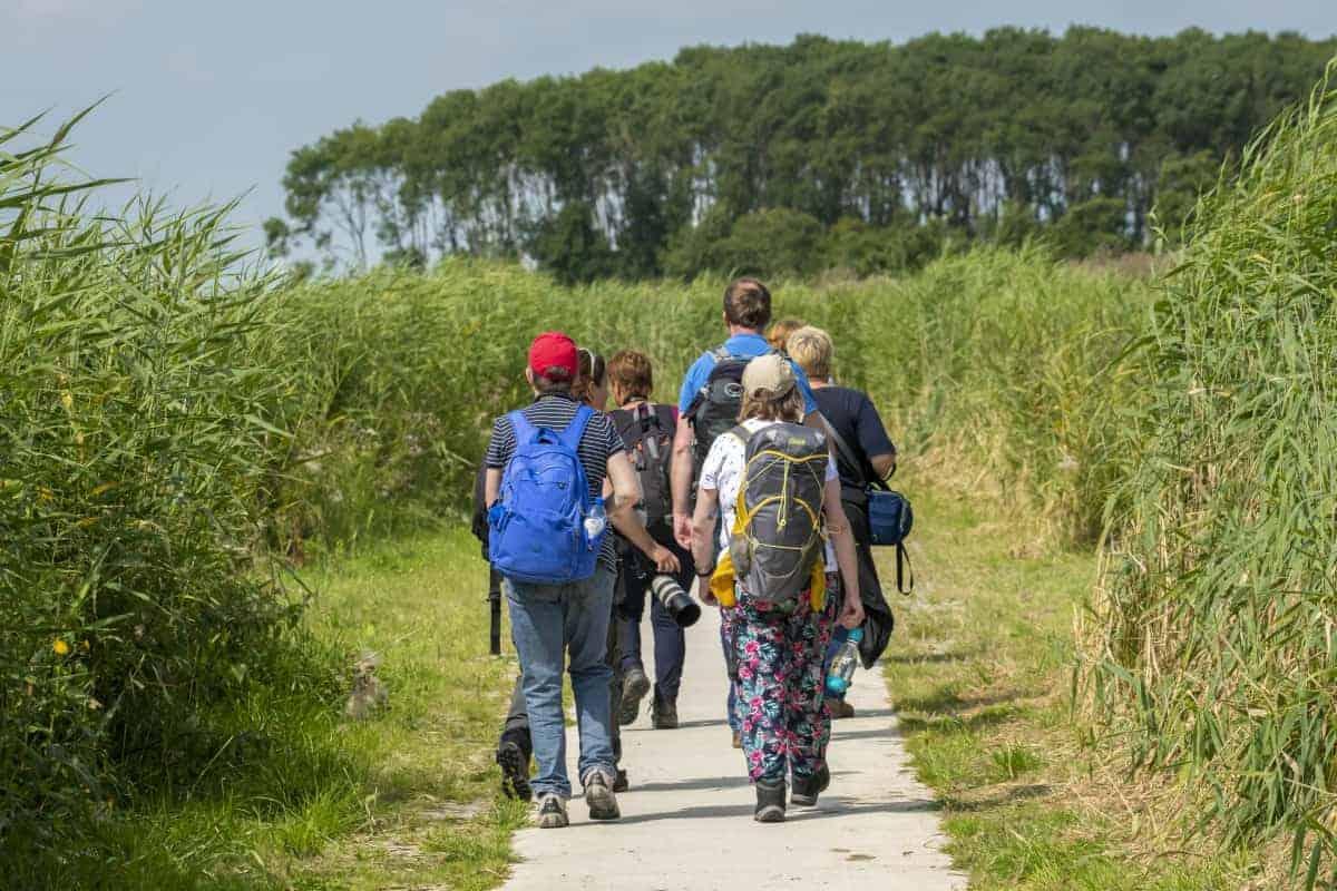 Deelnemers Fotoweekend Nederland