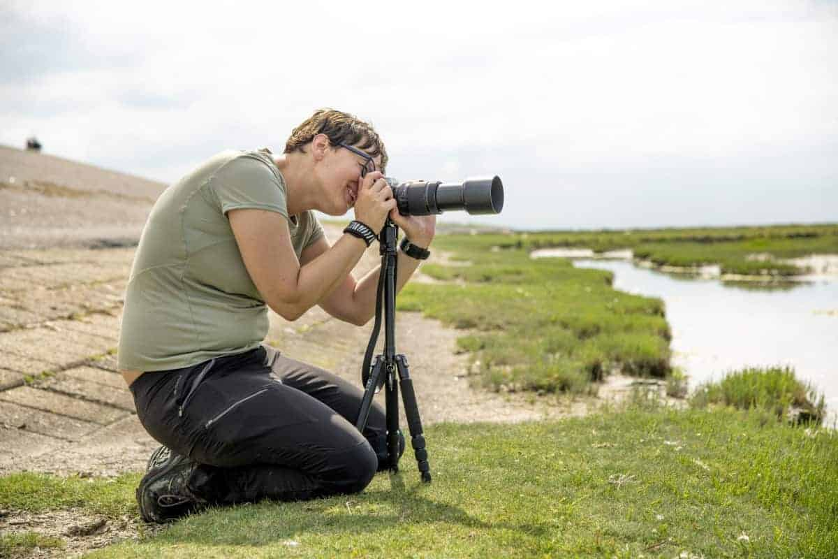 Fotoweekend Groninger Waddenkust - Bettie in de Emmapolder