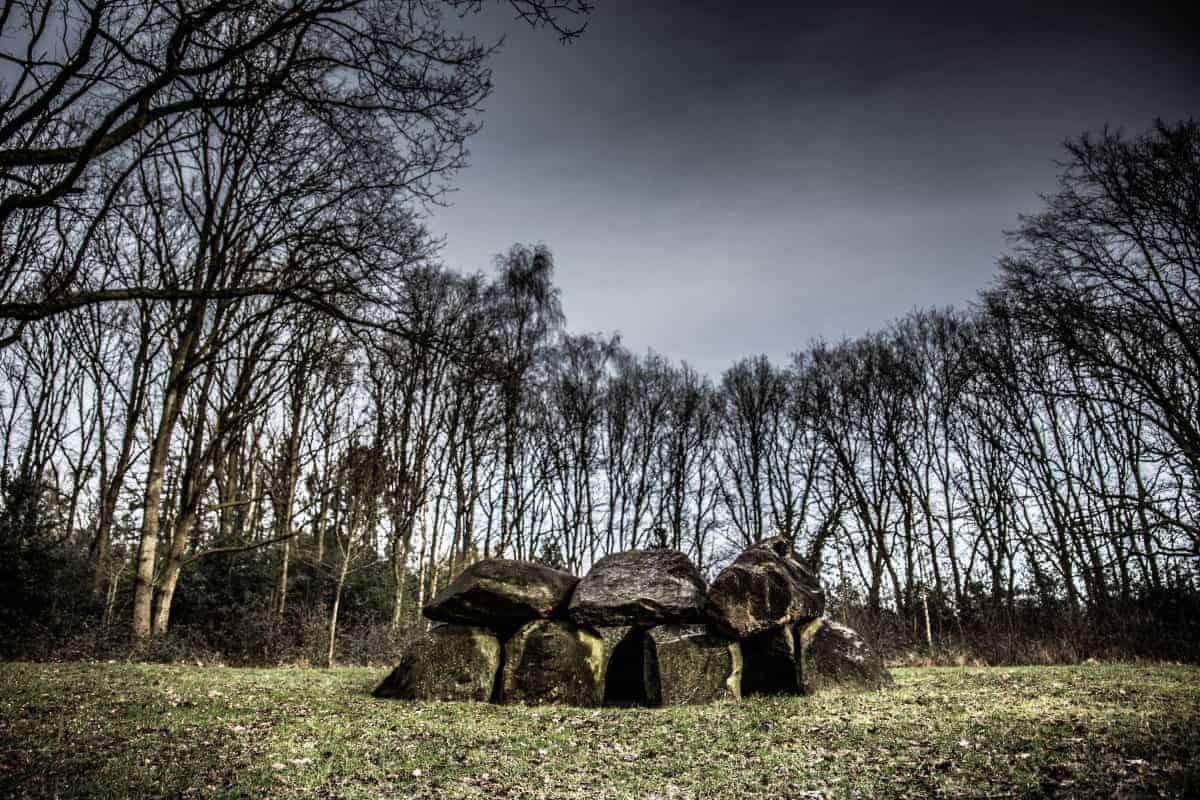 Hunebed van Tynaarlo Fotoreis Drenthe | Fotografie-reizen - Fotoreizen