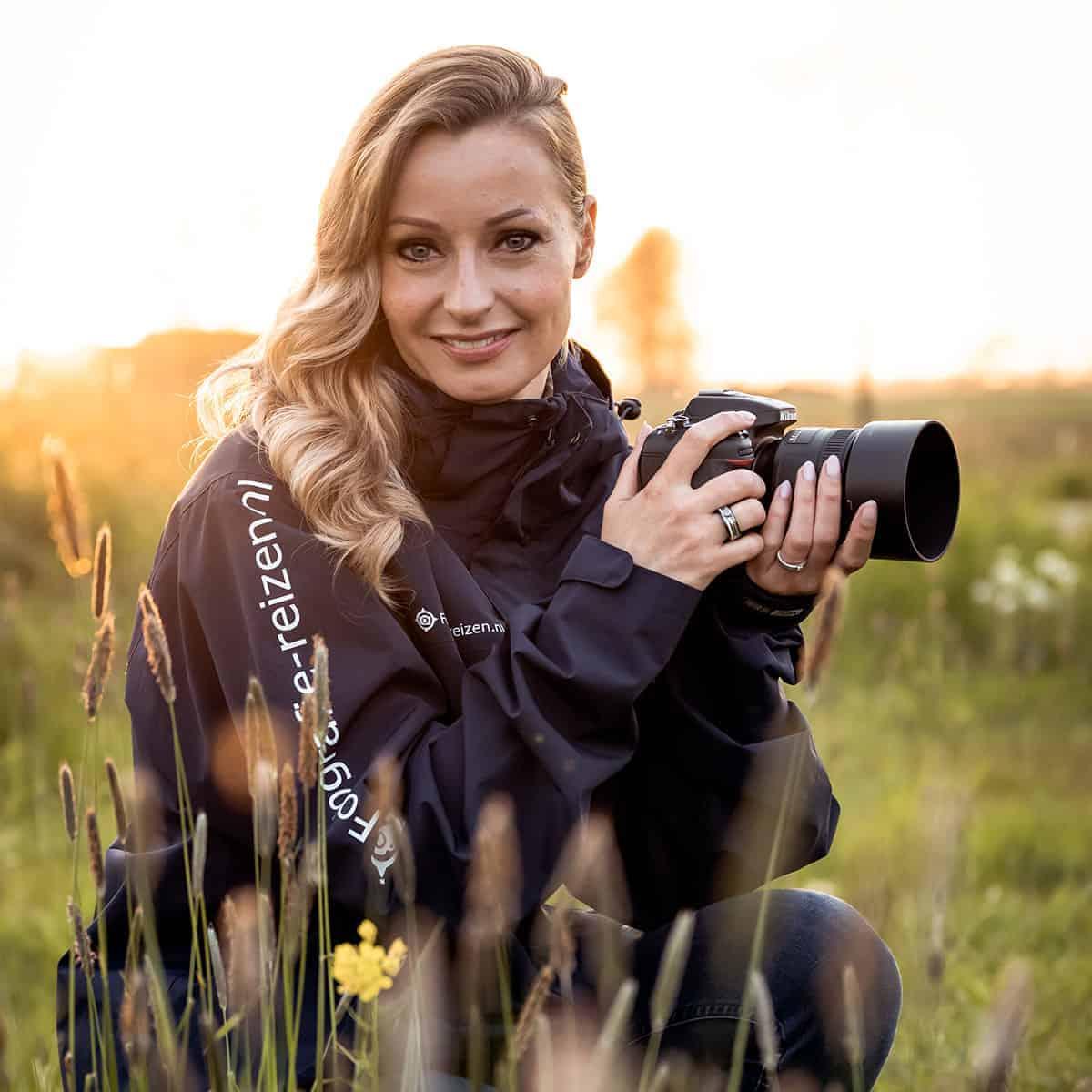 Ilona van Dijk fotograaf van Fotografie-reizen