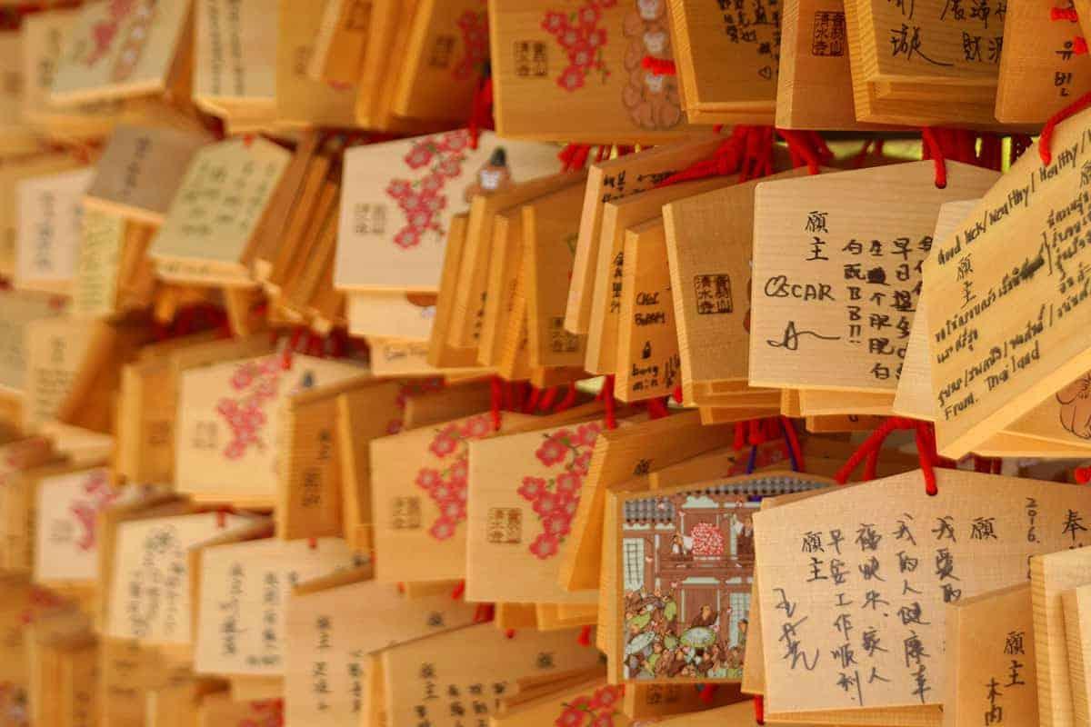 Kyoto fotoreizen Japan