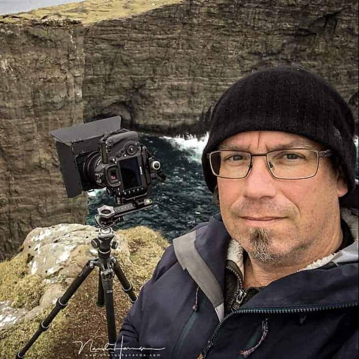 Nando Harmsen - Fotograaf van Fotografie-reizen.nl