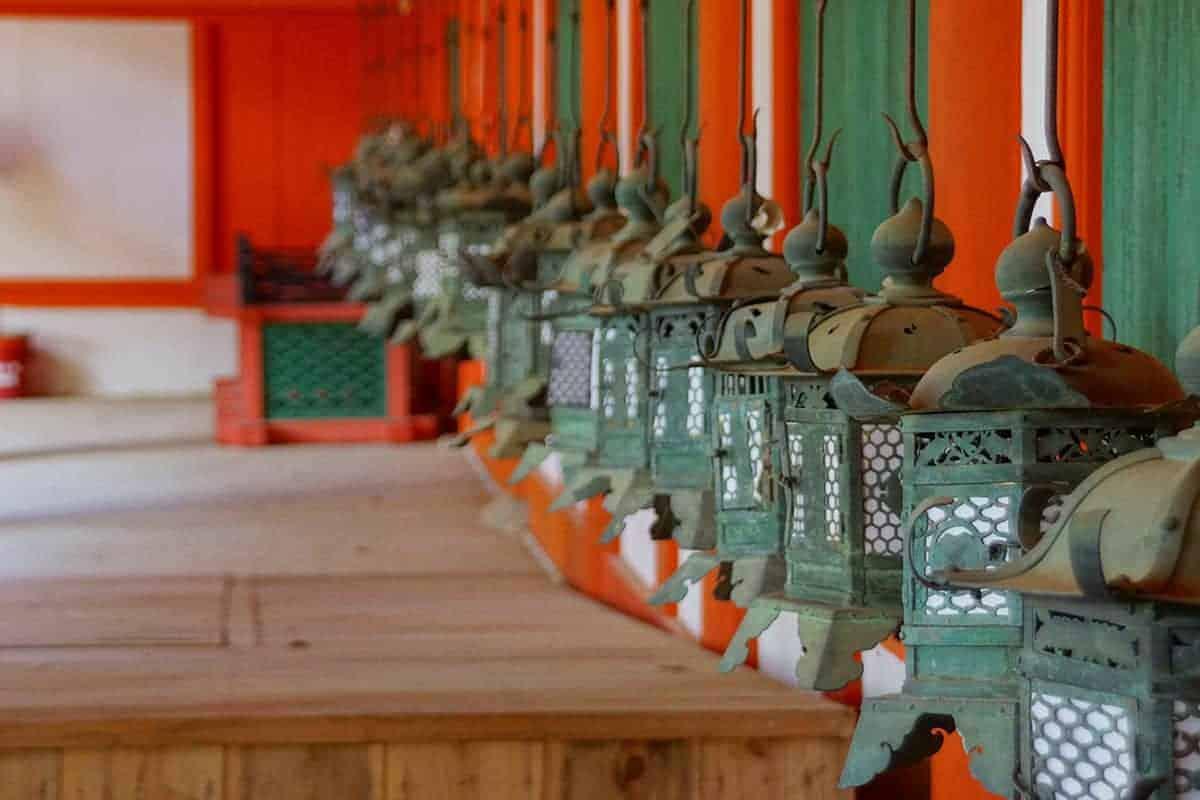Nara Fotoreizen Japan